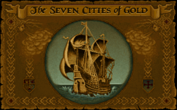The Seven Cities of Gold - DOS - Title.png