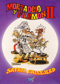 Mortadelo y Filemón II - Safari callejero.jpg
