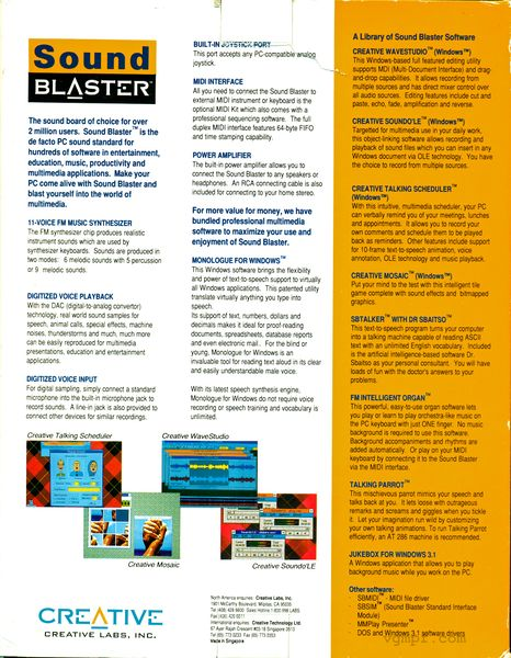 File:Sound Blaster 2.0 - Box - Back.jpg