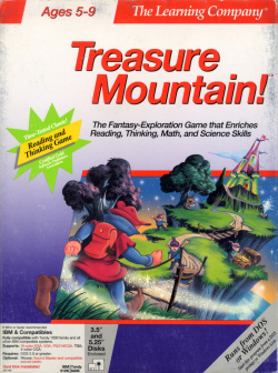 Treasure Mountain - DOS - USA - Disks Later.jpg
