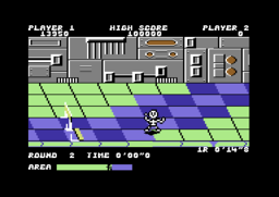 Metro-Cross - C64 - Death.png