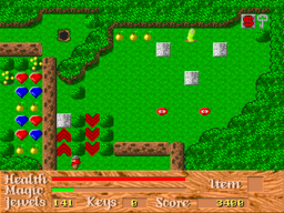 God of Thunder - DOS - Early Puzzle.png