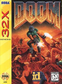 Doom (32X) - Video Game Music Preservation Foundation Wiki