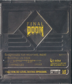 Final Doom - TNT: Evilution (DOS) - Video Game Music Preservation