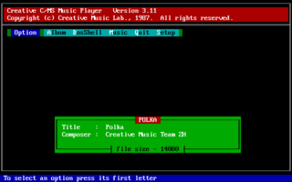 Creative Music System - DOS - Polka.png