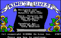 King's Quest - DOS - Title.png