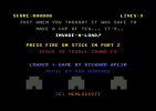 Invade-a-load - C64 - Title.png