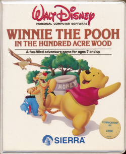 Winnie the Pooh in the Hundred Acre Wood - C64.jpg