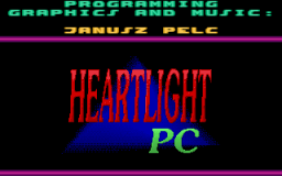 Heartlight PC - DOS - Main Menu.png