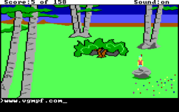King's Quest - DOS - Rock.png