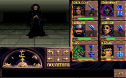 Eye of the Beholder III - DOS - Gameplay 2.png