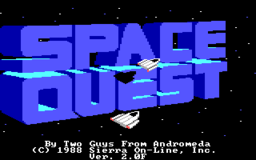 Space Quest 2 - DOS - Title.png