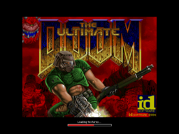 The Ultimate Doom - MAC - Title Screen.png