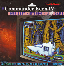 Commander Keen 4 - DOS - USA.jpg