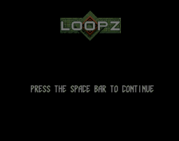 Loopz - AMI - Title Screen.png