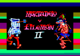 Mortadelo y Filemón II - Safari callejero - CPC - Loading.png