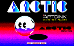 Arctic - PC98 - Title Screen.png