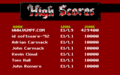 Wolfenstein 3D - DOS - High Score.png