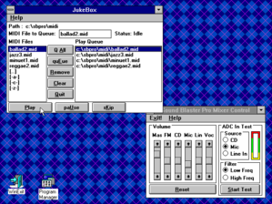 Sound Blaster Pro - DOS - JukeBox.png