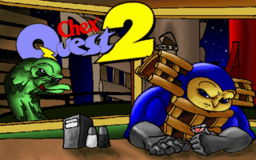Chex Quest 2 - DOS - Title.png