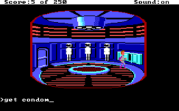 Space Quest 2 - DOS - Locker Room.png