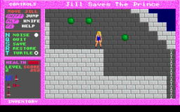 Jill Saves The Prince - DOS - Level 2.png