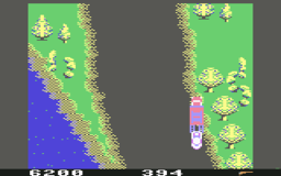 Spy Hunter - C64 - Weapons Truck.png
