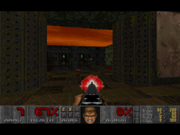 The Ultimate Doom - MAC - Gameplay.png